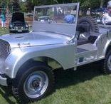 Land Rover Center Steer