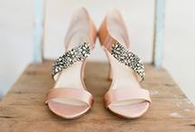 Wedding Dress + Accessories / by Jennifer