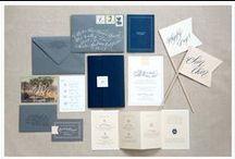 Wedding Invitations/Stationery / by Jennifer