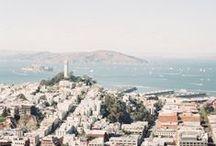 sf / San Francisco... is where I live.