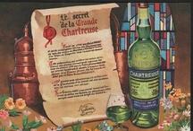 Publicités Chartreuse