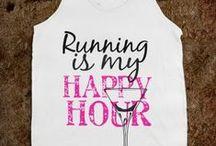 Running shirts / by Tina