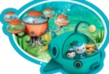 Octonauts Party Ideas / octonauts birthday party ideas, party supplies, decorations and balloons