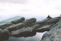 landscapes / surreal planet