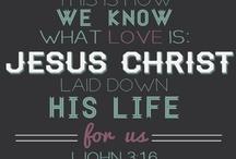 Jesus! / by Deanna Faris