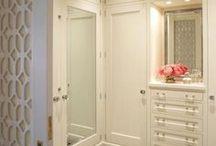Closet door ideas / by Jennifer