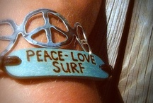 Peace,hope & love (hippie) / by Kim & Kayla Malherbe