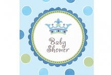 Baby Shower Party Decorations Boys
