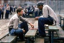 The Shawshank Redemption / Pictures from the best movie ever