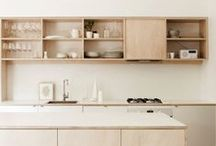 scullery / kitchen spaces