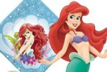 Disney Little Mermaid Ariel Party / Little Mermaids Disney Ariel Birthday Party Ideas