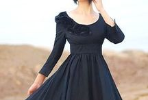 LBD / Little Black Dress / by Tina Anderson