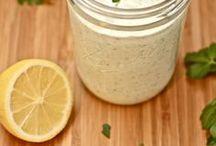 Healthy Food - Condiments