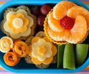 Healthy Food - Snacks and School lunch ideas