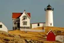 Ogunquit, Maine / by Chelsea May