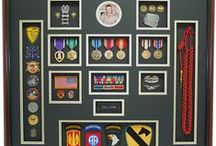 Military Shadow Box / by Amy Crawford