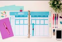 I Heart Planners Products / Home organizing and planner products from the I Heart Planners shops