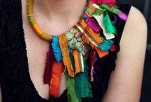 Bling fabric art