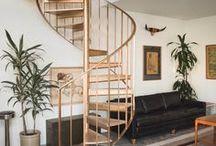 nooks & crannies / entryways, hallways, stairways, corners, etc.