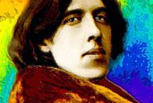 Oscar Wilde ❤️⭐️ / My favourite writer and poet. Loved him all my life.