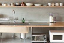 Kitchen / In the kitchen