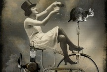 Absinthe Art we love / Absinthe Illustrations and Paintings