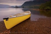 Canoes / by Caitlin Henry