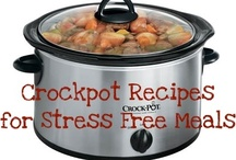 Crockpot-Slowcooker - Main Dish Meals / by Juanita Solley