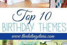 Birthday Parties / by Kelly Niehaus