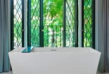 Bathrooms & Ensuites / Water, water, water / by DCF Design Group