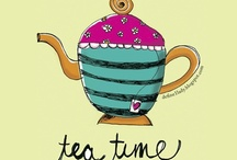 Any time is coffee/tea time