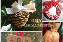 Seasonal: Christmas Decor/Crafts/Entertaining / Christmas Crafts, Ornaments, Decor and Holiday Entertaining Ideas