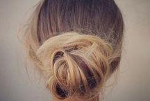* hair *