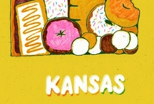 Kansas is GLAM / by Caitlin Henry