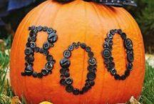 Halloween! / by Katey Boule