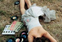 Re-collecting Vinyl / by Kelli Dewar Moffatt