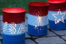 Red White & Blue Holidays