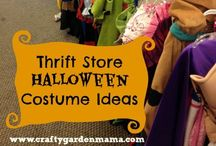 Halloween / Fun Halloween ideas for costumes, recipes and decorations - #Halloween / by Becky at Crafty Garden Mama