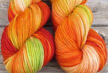 Yummy Yarn / i love yarn for knitting / by Robyn M Stohlman
