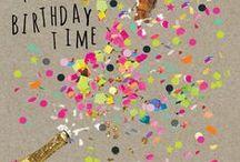 Birthday / Birthday Greetings