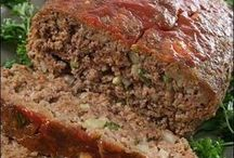 Meatloaf / by Juanita Solley