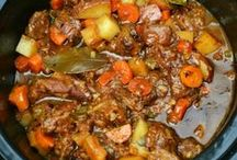 Soups & Stews - Beef and Vegetable / by Juanita Solley