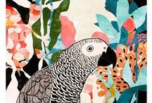 Tropical Trend / by Feather & Black