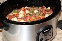 Soups & Stews - Crockpot / by Juanita Solley