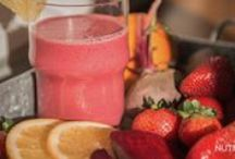 Nutri Living & Nutri-Bullet Recipes / by Juanita Solley
