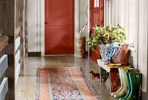 home :: entry & mud room