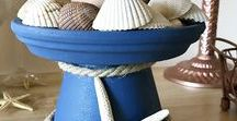 Home Decor: Coastal Decor / Coastal Decor, Crafts and DIY Projects