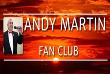 Andy Martin - Fan Club / Discover The Magical Voice of Andy Martin