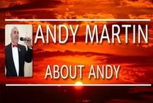 Andy Martin - About Andy / Fan club www.facebook.com/groups/andymartinfanclub/
