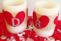 Seasonal: Valentine's Day Crafts and Ideas / Valentine's Day Crafts, Cards, Projects, Ideas and Decor